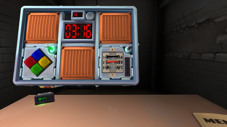 Keep Talking and Nobody Explodes Screenshot 2018.11.27 - 18.47.12.76
